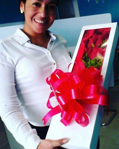 Caja de Rosas #1