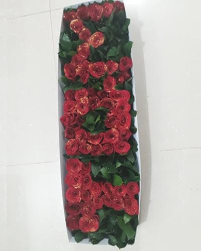Caja de Rosas #2