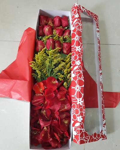 Caja de Rosas #3