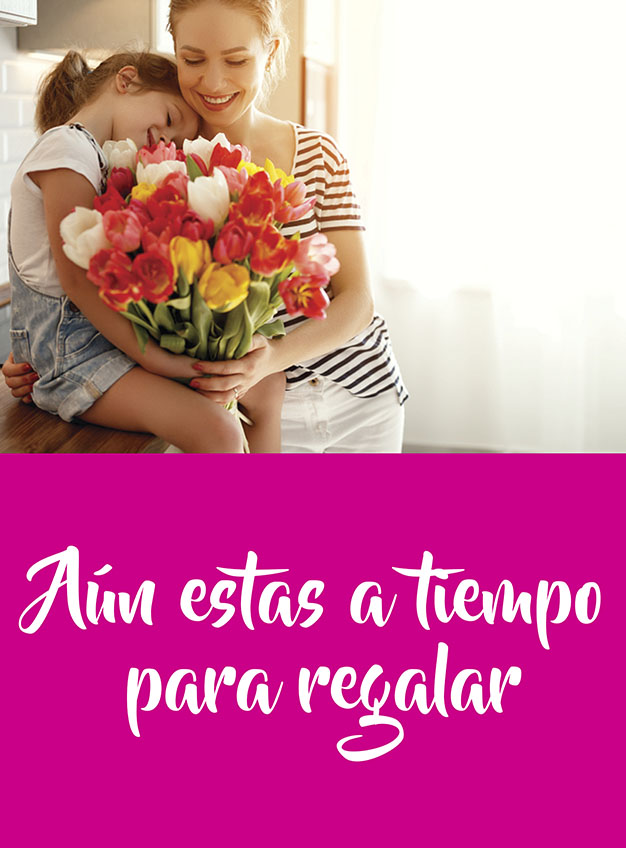 feliz día de madres en floristeria kesef - regala flores
